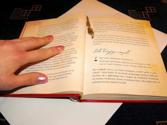 książka sekret