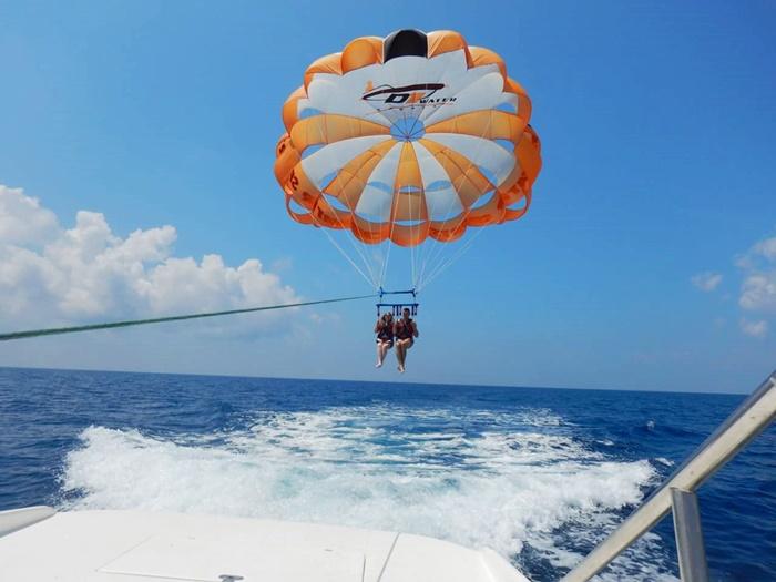 parasailing gozo