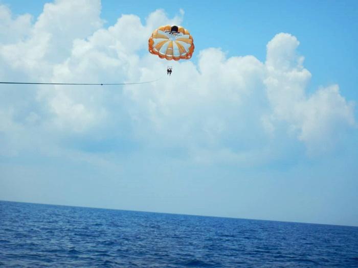 parasailing malta