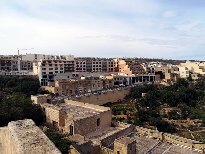 architektura malta