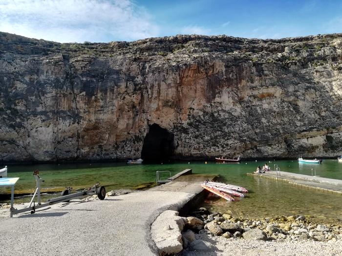 jaskinie na gozo
