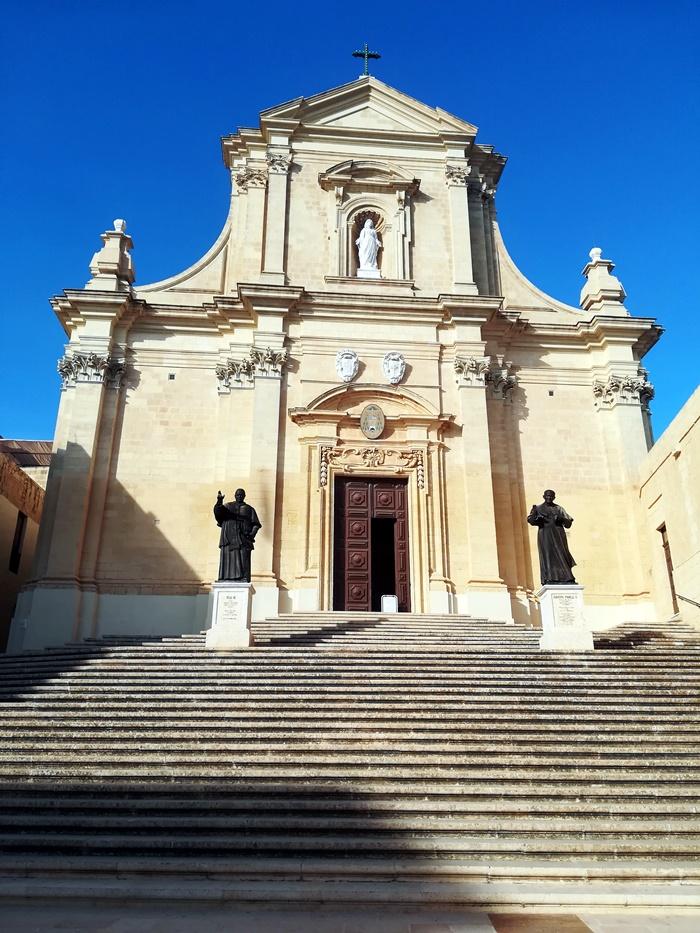 kościoły gozo