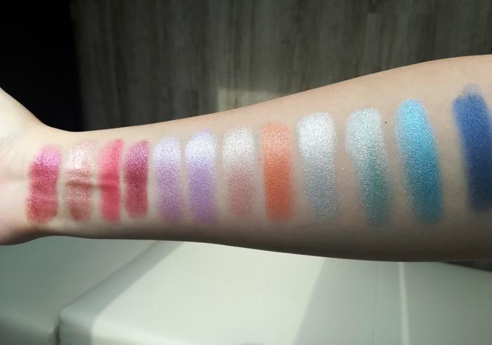 swatch bh cosmetics